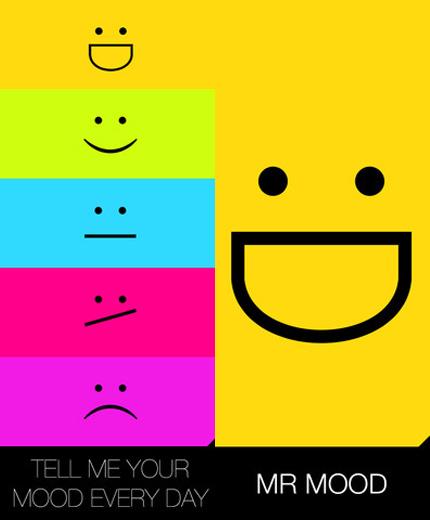 Mr Mood; de app die je vertelt hoe leuk je lev