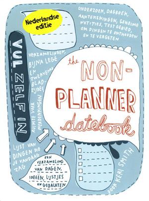 Non planner datebook
