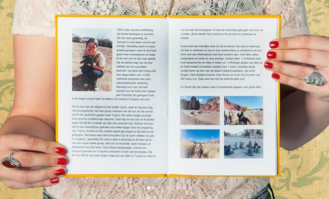 Online reisdagboek Travel Diaries