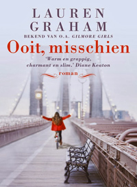 Boek Ooit, misschien, Laura Graham