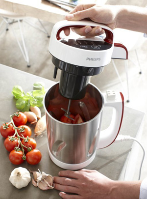 Philips SoupMaker: snel soep maken