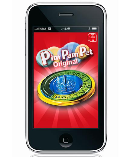Pimpampet iPhone