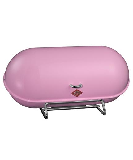 Roze broodtrommel Wesco