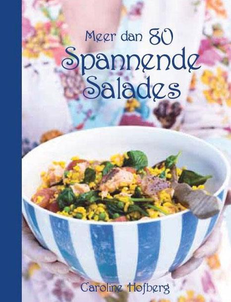 Salade-recepten verzameld in één boek