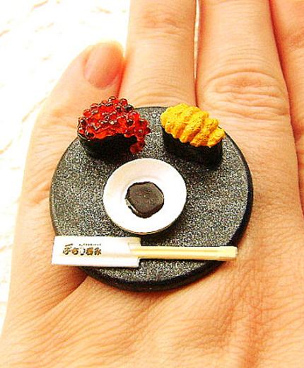 Sushi ringen