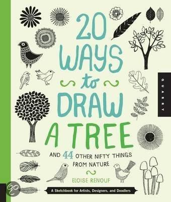 leer natuur tekenen