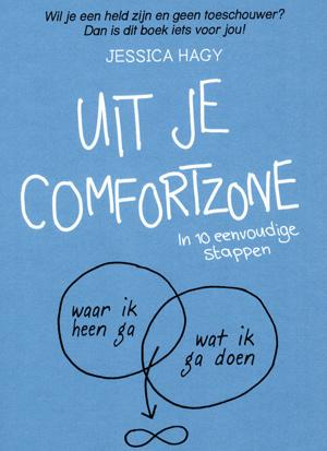 Bestel het boek 'Uit je comfortzone stappen'