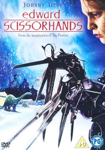 Ultieme kerstfilms: Edward Scissorhands