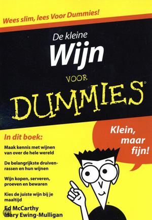 Wijn voor dummies, boek
