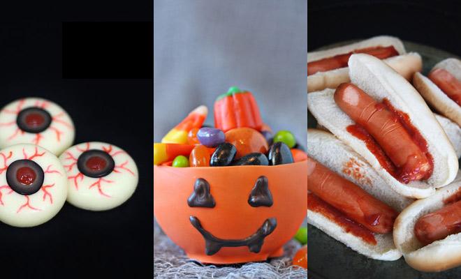 Halloween Eten Kinderen.Halloween Hapjes 9x Griezelen Like Love It