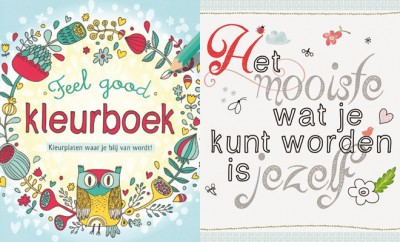 Feel good kleurboek