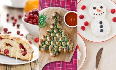 Feestelijke kerstontbijt recepten
