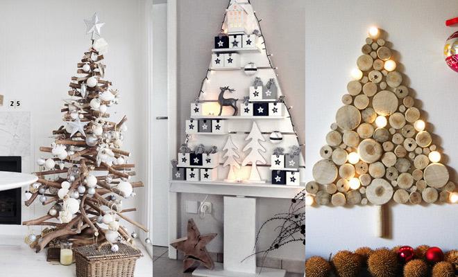 Houten Kerstbomen De Leukste Op Een Rij Like Love I