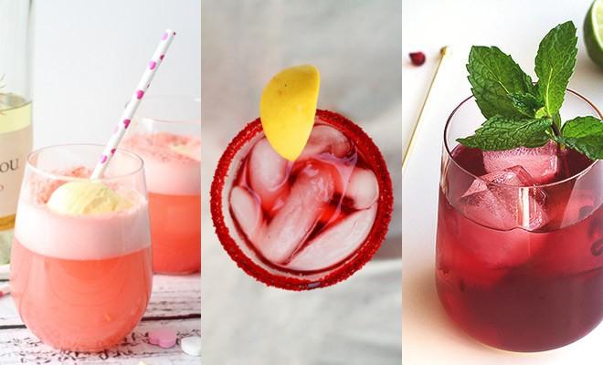 Valentijn drankjes