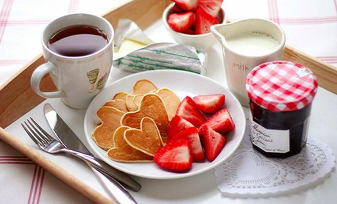 Valentijn lunch recepten