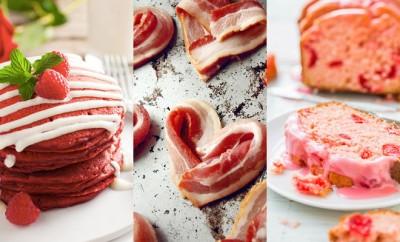 Valentijn ontbijt recepten