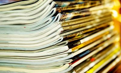 Inspirerende tijdschriften