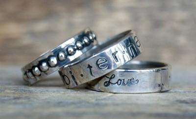 Valentijns cadeaus ringen