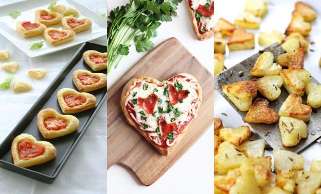 Magnifiek Valentijn diner recepten vol liefde - Like & Love (it!) &UM79