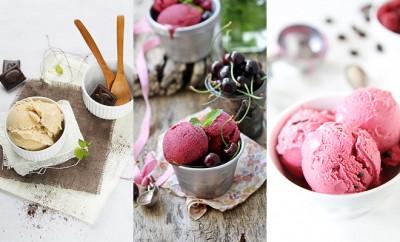 Yoghurtijs recepten