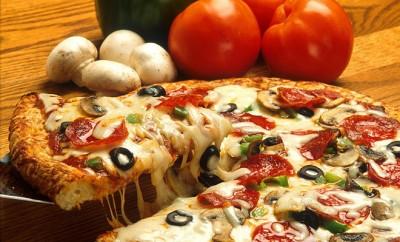 Zelf pizzza maken, kookboek