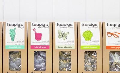 Teapigs: unieke thee