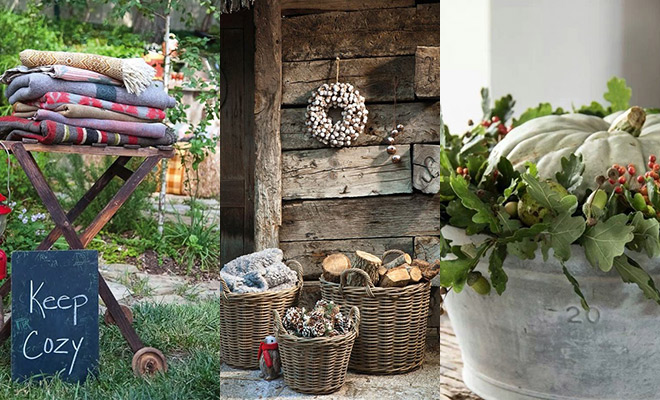 Herfst Decoraties Voor In De Tuin Like Love It