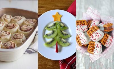 Kerstbrunch recepten kinderen