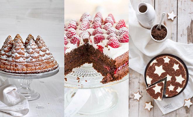 Kersttaarten recepten