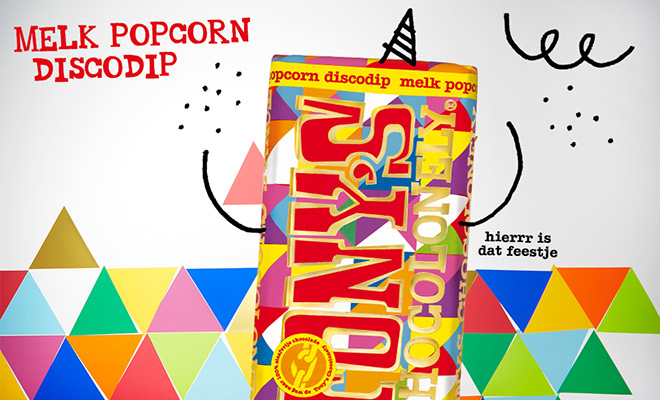 Tony Chocolonely repen, limited edition