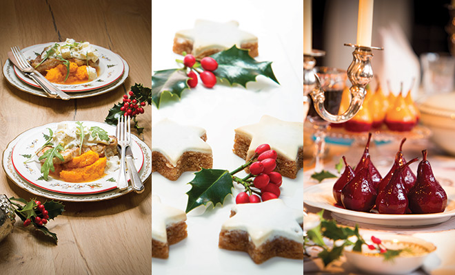Het kerst kookboek van 2015: Rudolphs Christmas