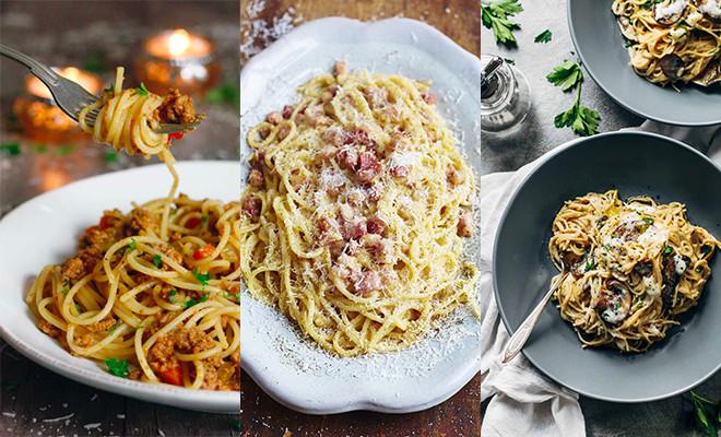 Spaghetti recepten