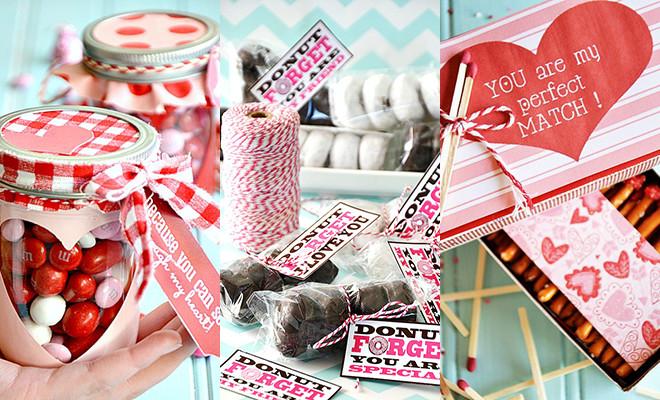 Gratis Valentijns-printables