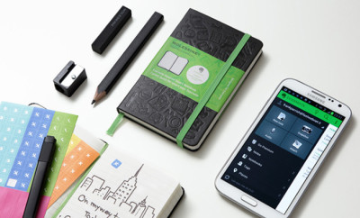 Moleskine Evernote Notebook Pocket