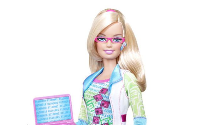 Tentoonstelling 50 jaar Barbie