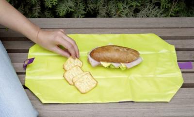Boc 'n Roll: milieuvriendelijke boterhamzakjes