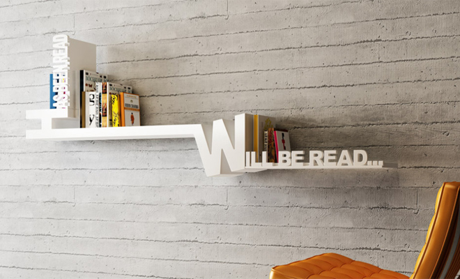 Must have boekenplank