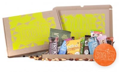 gezonde snacks voor tussendoor: BoxBites