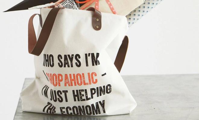 canvastas Housedoctor Shopaholic