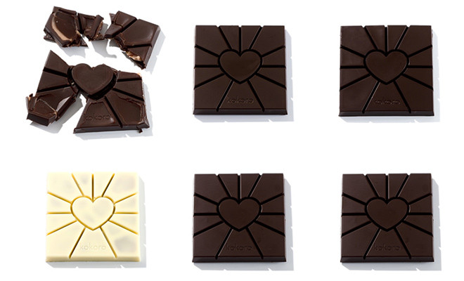 chocolade met liefde