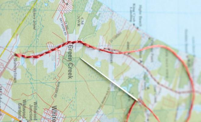 diy landkaart