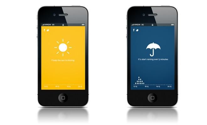 Druppel iPhone app