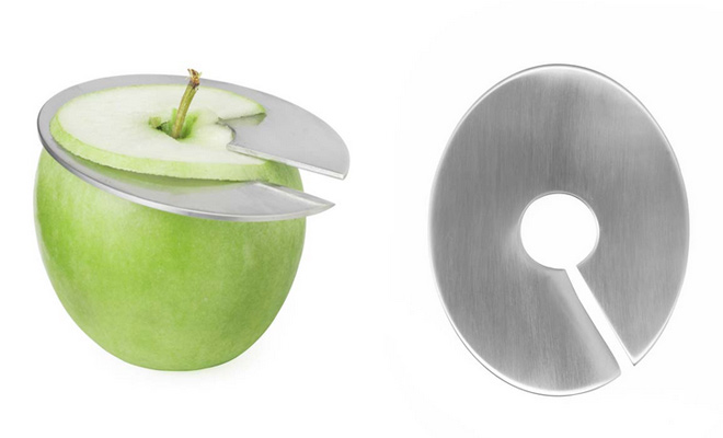 Eenvoudig appels schillen