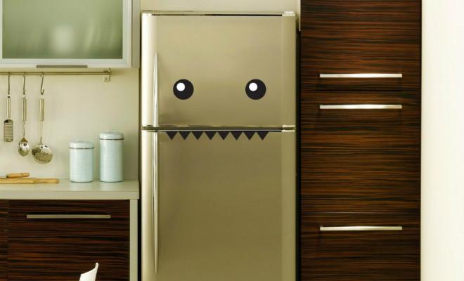 Versier je koelkast