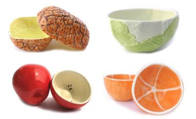 fruitschalen Vegetabowls