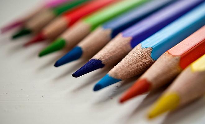 Kleuragende voor volwassenen