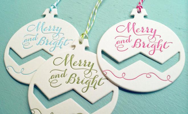5x de leukste kerst-cadeaulabels