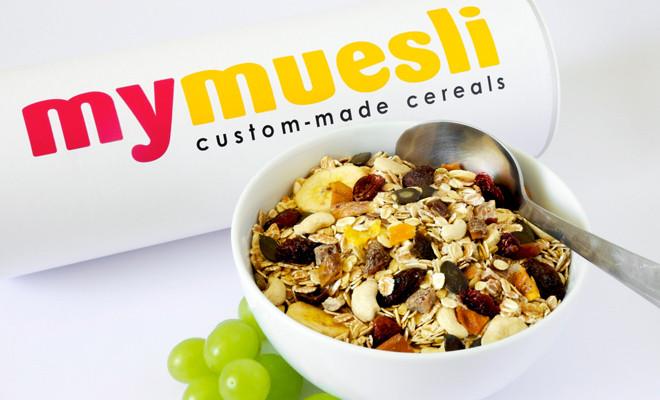 My Muesli: Muesli-maker