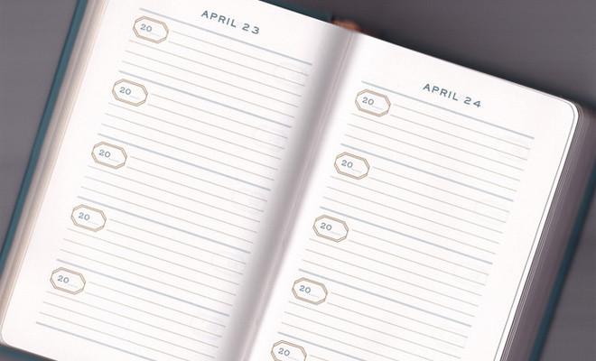 5x lieve dagboeken