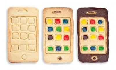 9x originele koekvormpjes